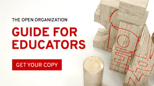 Open org Guide for Educators
