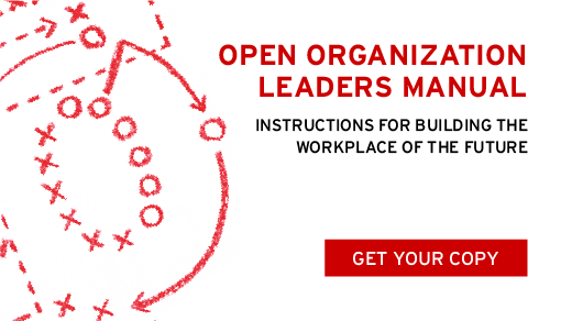 Open org leaders manual